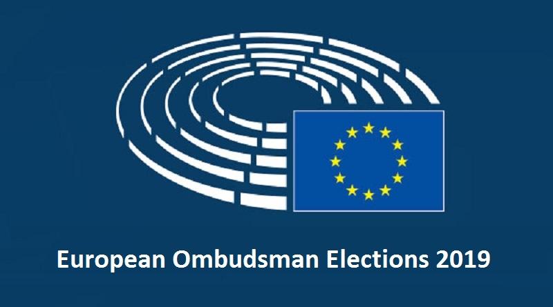 European Ombudsman Elections December 2019